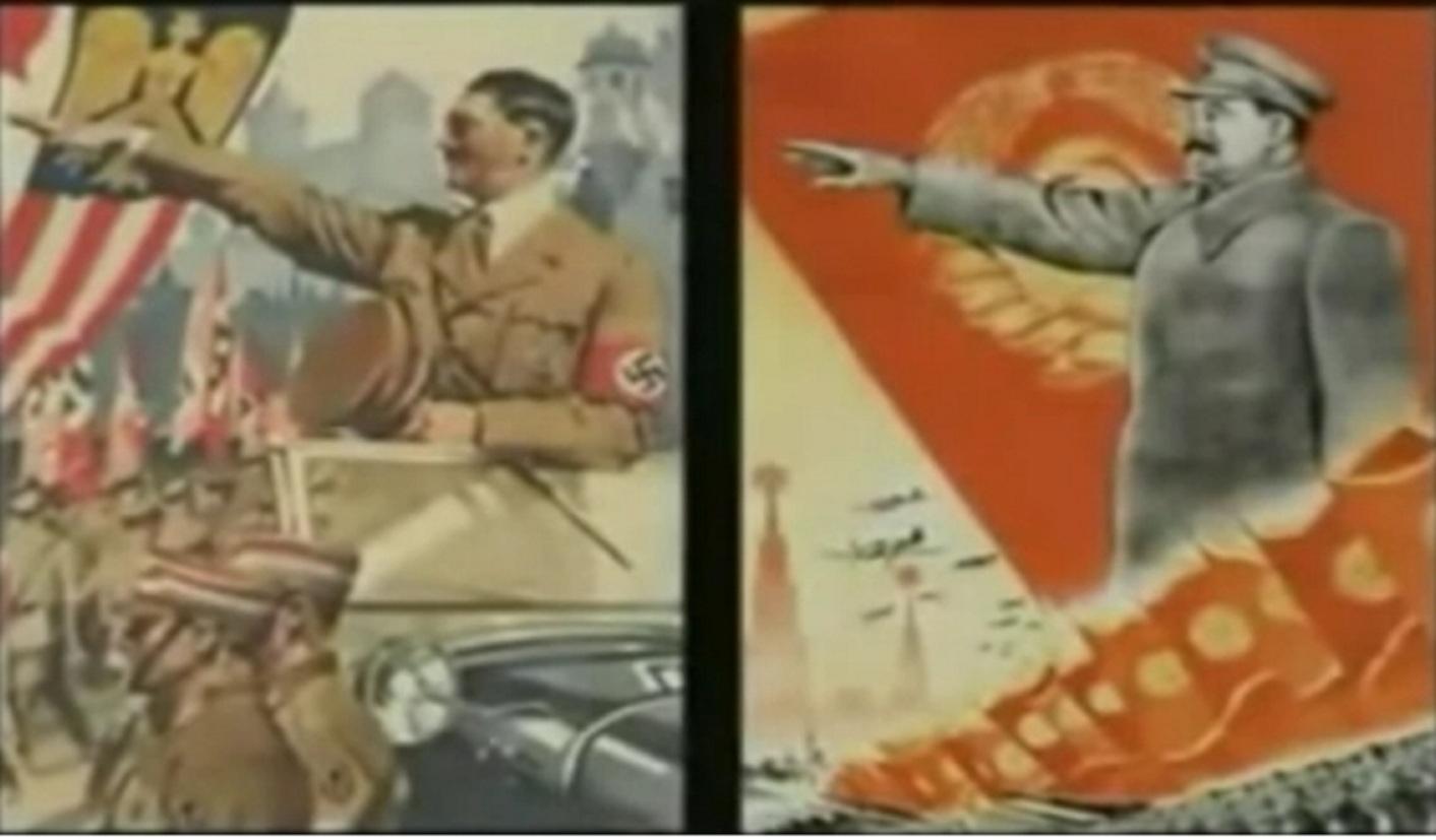 Κομμουνισμός, ἡ μήτρα τοῦ ναζισμοῦ.13