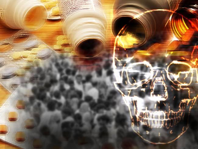 Μέ τά γενόσημα - δολοφόνους οἱ Ἕλληνες θά ζοῦν 7 χρόνια λιγότερο