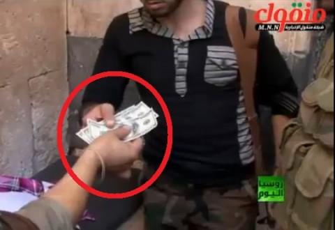 Σέ δολάρια πληρώνονται ο_ __ντάρτες_ τ_ς Συρίας_2