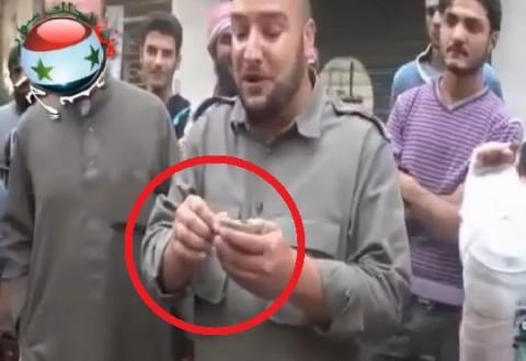 Σέ δολάρια πληρώνονται ο_ __ντάρτες_ τ_ς Συρίας_
