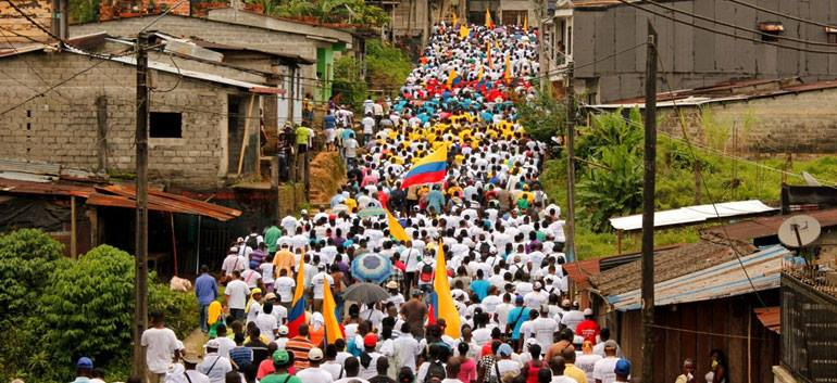 Στὴν Κολομβία ξανακερδίζουν τοὺς σπόρους τους.7