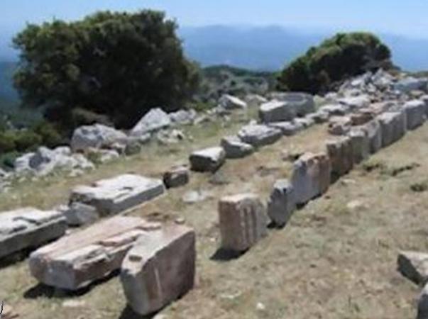 Ἄγνωστος ἀρχαῖος ναὸς στὴν Μεσσηνία!