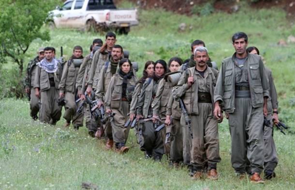Ἡ Τουρκία χάνει σιγὰ σιγὰ τὶς περιοχὲς τῶν Κούρδων.