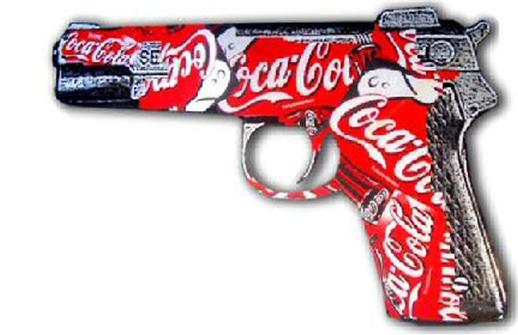 Ἡ coca cola μᾶς παράτησε. Μήπως νά τήν παρατήσουμε κι ἐμεῖς;