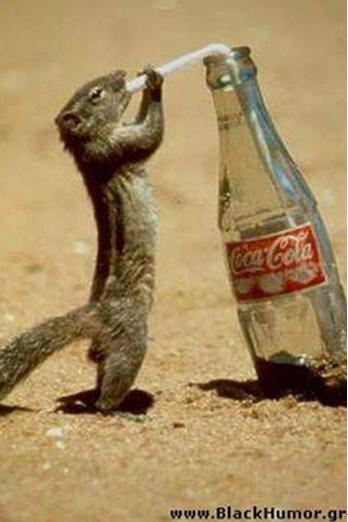 Ἡ coca cola μᾶς παράτησε. Μήπως νά τήν παρατήσουμε κι ἐμεῖς;2