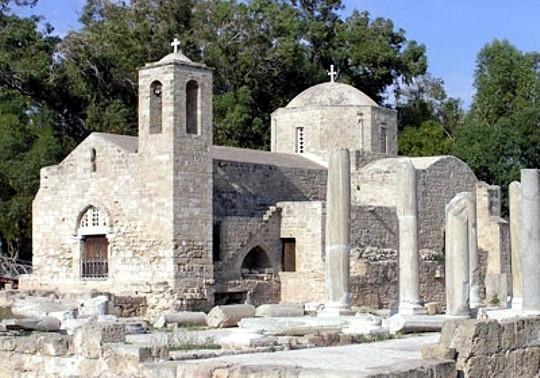 Πῶς ἐπιβλήθηκε ὁ χριστιανισμός στήν Κύπρο;5