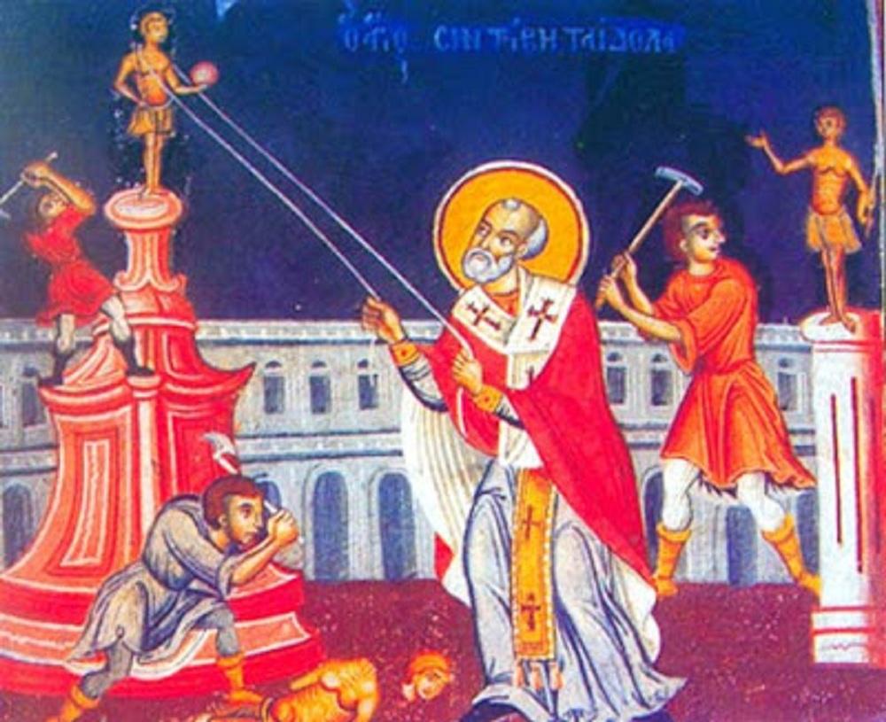 Πῶς ἐπιβλήθηκε ὁ χριστιανισμός στήν Κύπρο;6