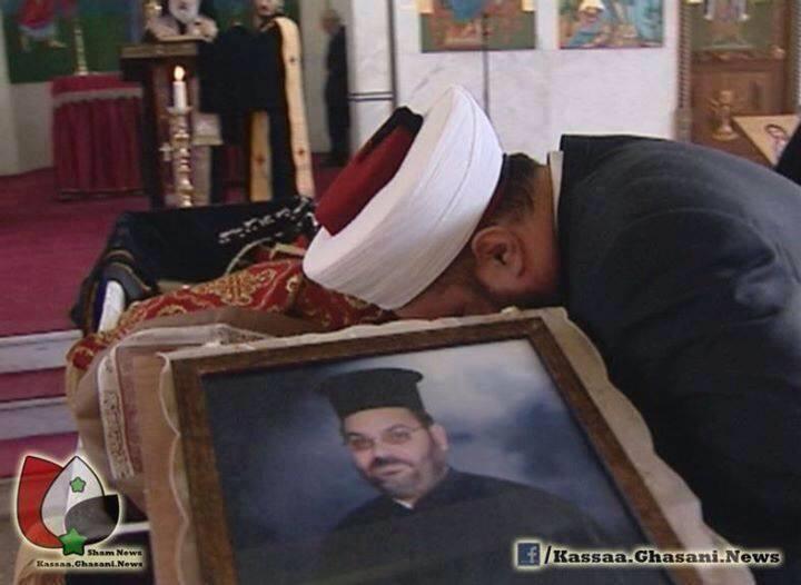 Τότε ξέρεις πὼς βρίσκεσαι στὴν Συρία...