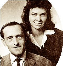 Η «Αννα» με τον γερμανό πατέρα της.«Μου διηγήθηκε ότι συμπαθούσε πολύ τους Ελληνες, ότι τους βοηθούσε τον καιρό του πολέμου»