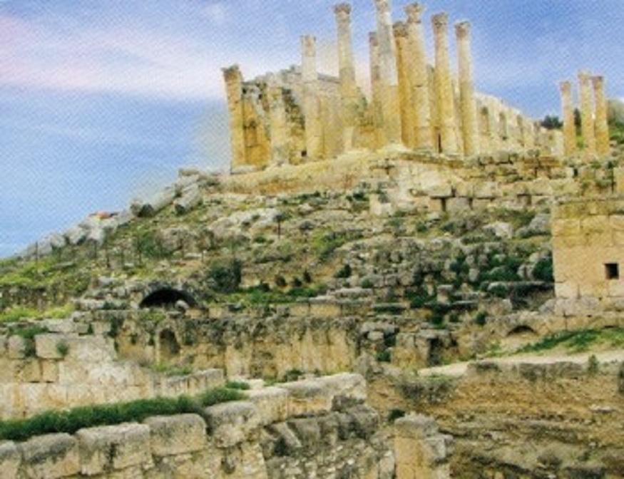 Ακρόπολη της Ιορδανίας