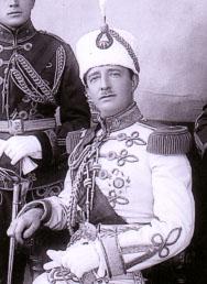 """Ο """"Βασιλιάς"""" της Αλβανίας Ζώγου"""