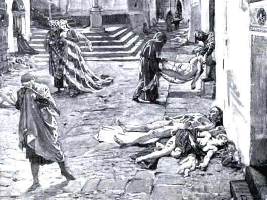 Ὁ Μαῦρος Θάνατος. (1349)5
