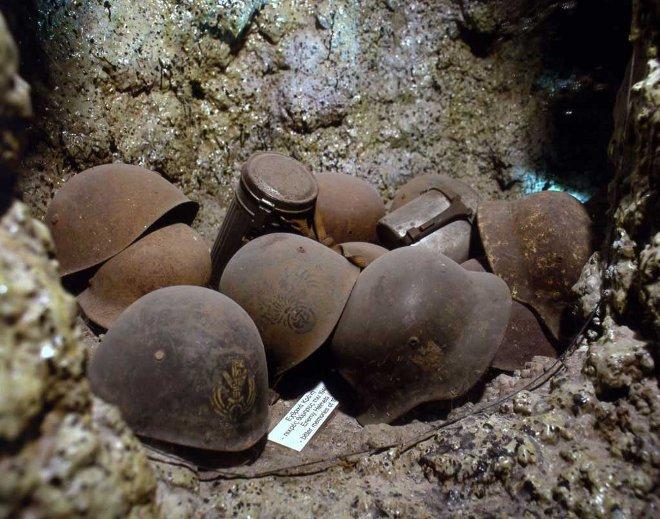 Ὁ πόλεμος τοῦ '40 μέσα ἀπὸ τὰ κέρινα ὁμοιώματα τοῦ Μουσείου Ἑλληνικῆς Ἱστορίας 2