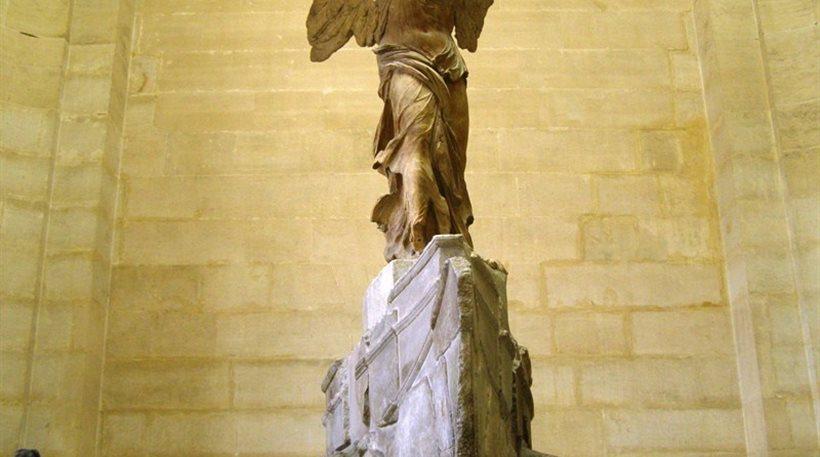 Καί ἡ Νίκη τῆς Σαμοθράκης χάρισμα διά παντός στούς Γάλλους;