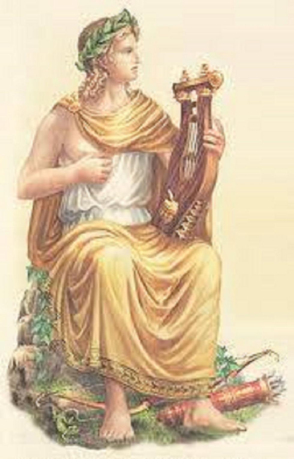 Τὸ ἑπτὰ τοῦ Ἀπόλλωνος.