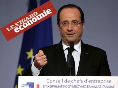 Ἦρθε καί ὁ Γάλλος λακές τοῦ διεθνοῦς κεφαλαίου, νά ἁρπάξῃ