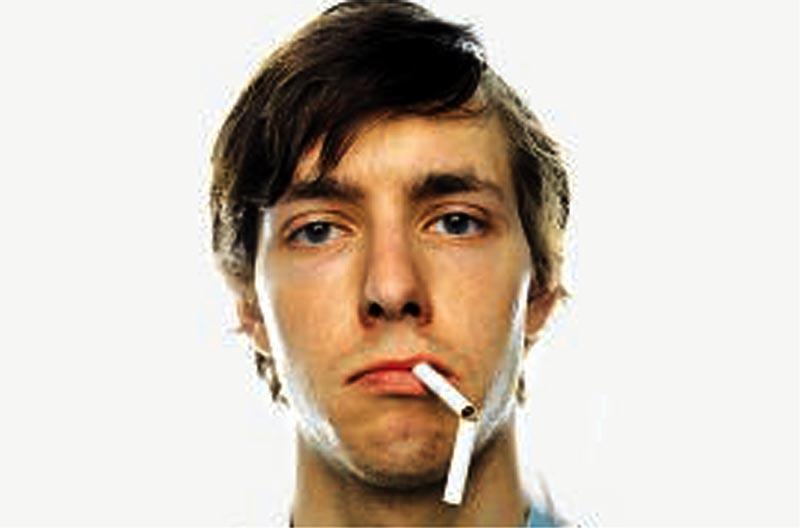Τὸ 84% τῶν μὴ καπνιστῶν πεθαίνουν ἀπὸ ἀσθένειες σχετικὲς μὲ τὸ κάπνισμα.