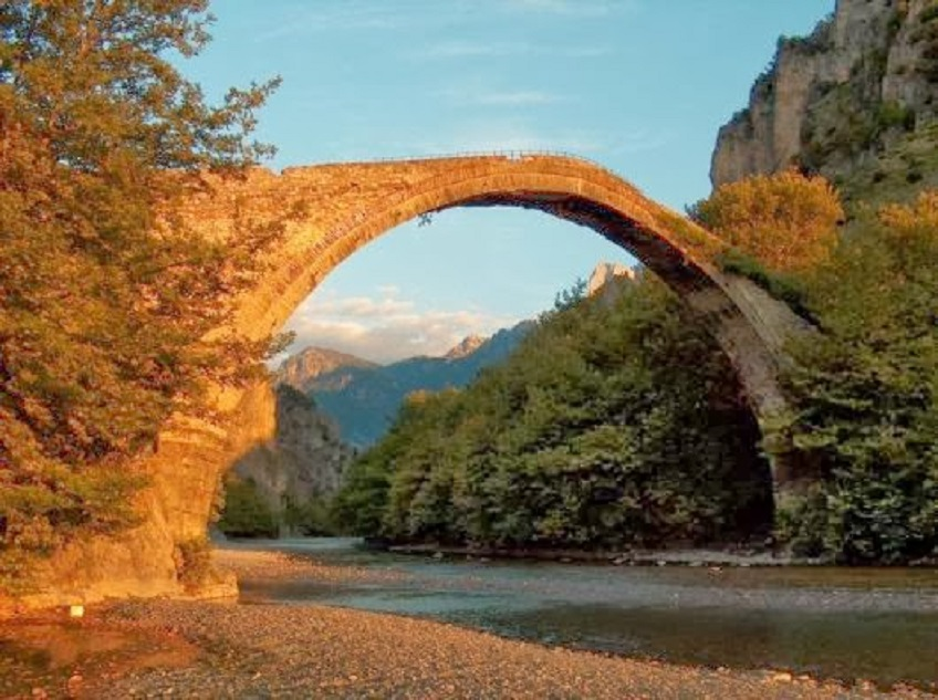 Τὸ γεφύρι τῆς Κόνιτσας...1
