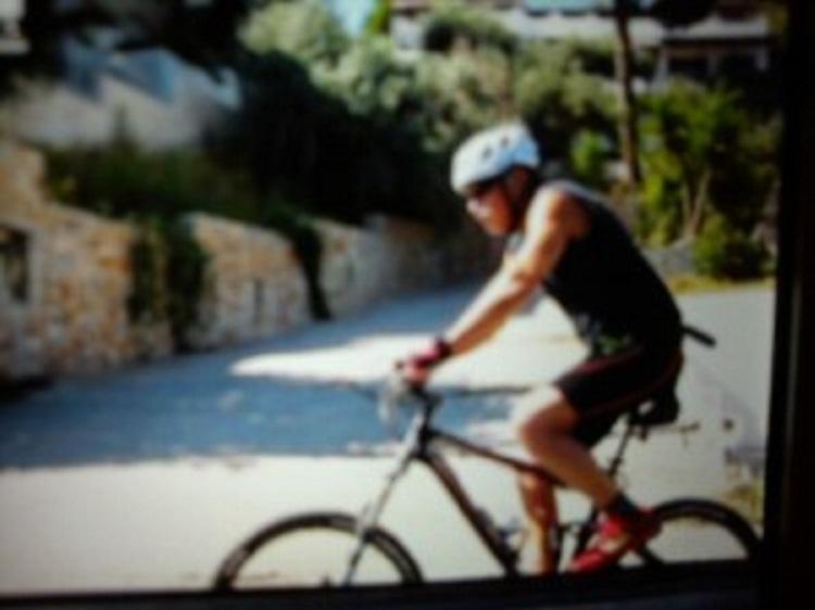 Ἡ ποδηλατάδα τοῦ πρωθυπουργοῦ στήν Σκιάθο (φωτογραφίες)2