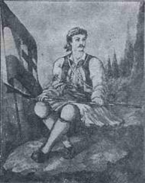 Καπετὰν Ζαχαριᾶς Μπαρμπιτσιώτης.