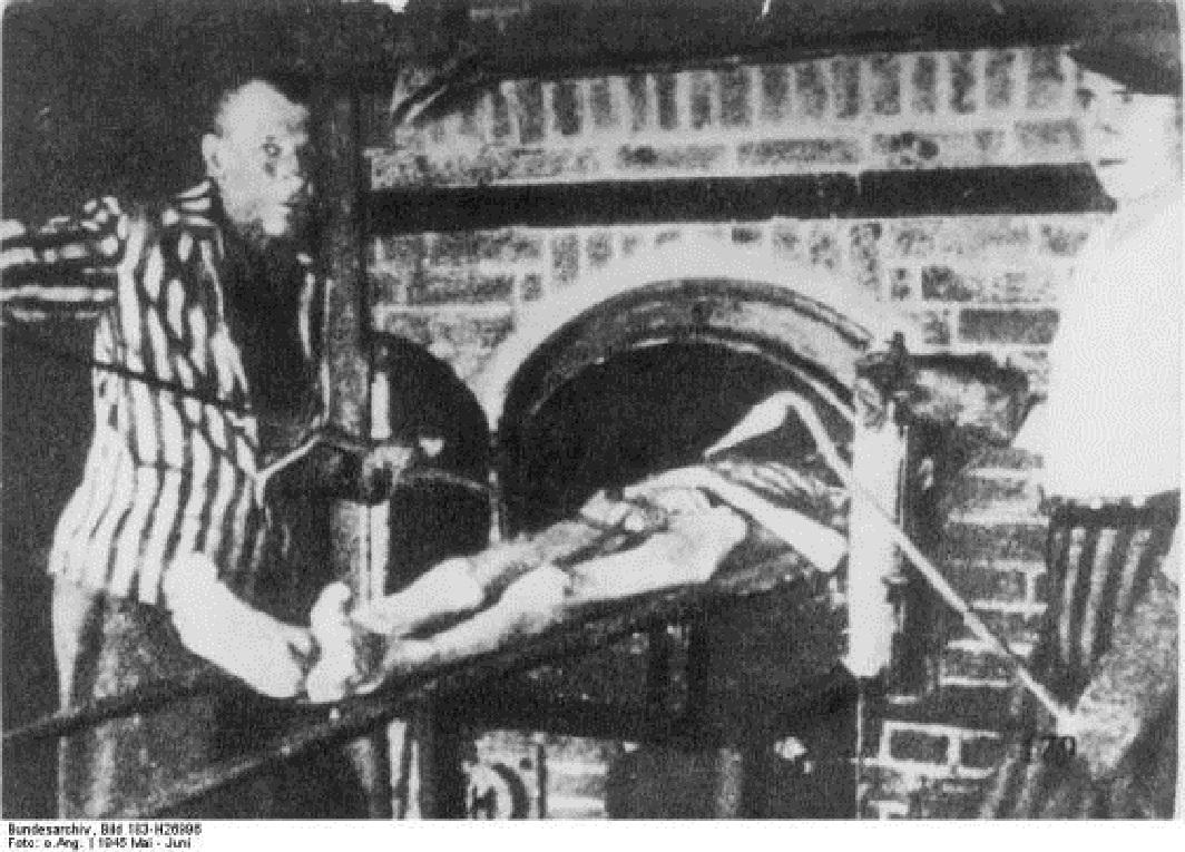 KZ Dachau, Verbrennungsofen