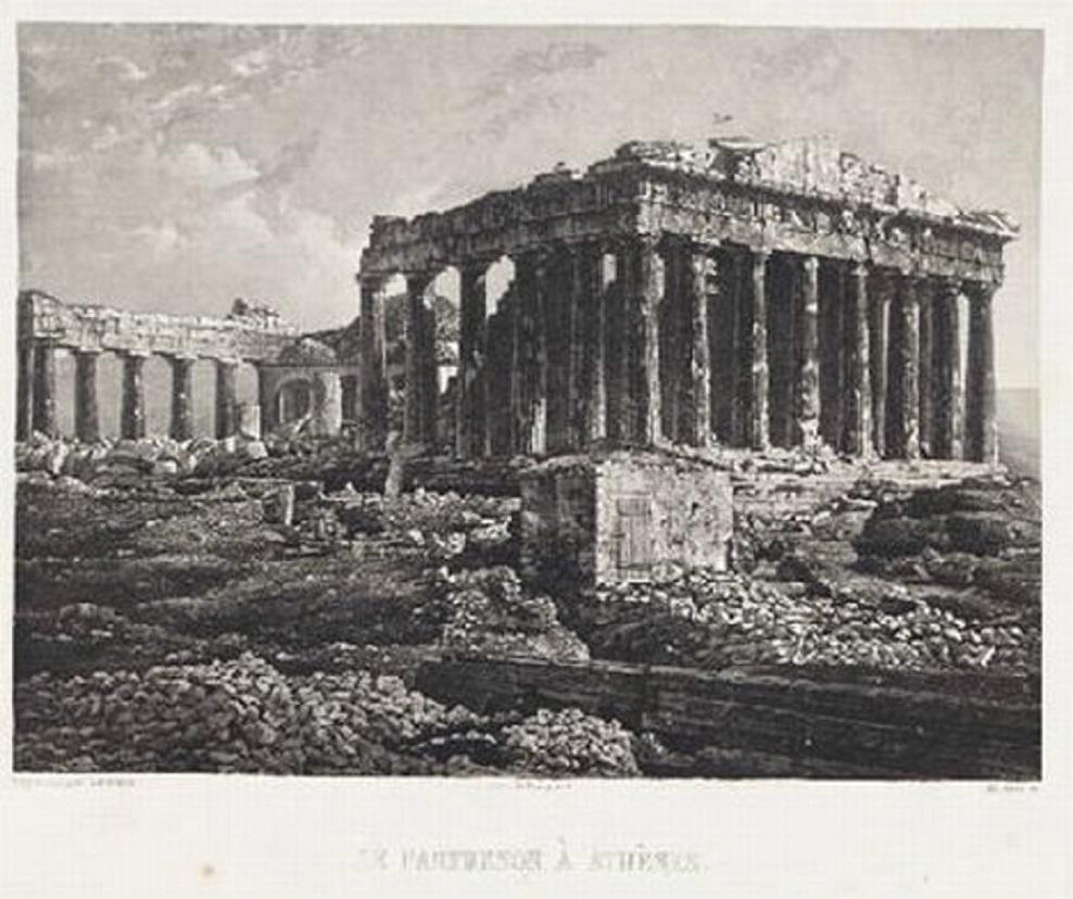 Οἱ πρῶτες φωτογραφίες τῆς Ἀκροπόλεως, τὸ 1839 2