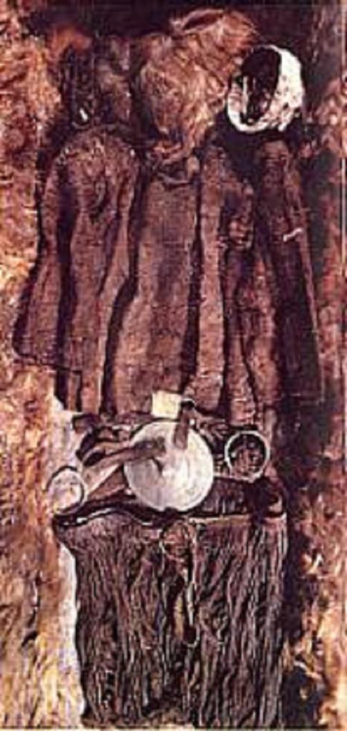 Οἱ ἐνδυματολογικὲς προτιμήσεις στὴν Δανία τῆς ἐποχῆς τοῦ χαλκοῦ.3