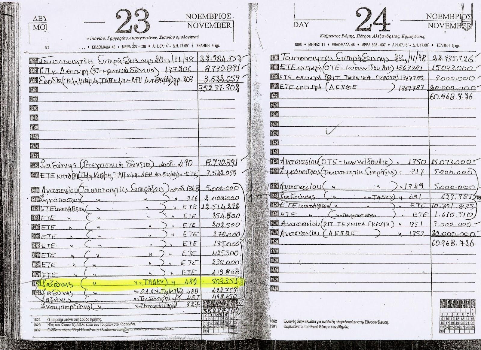 Ποιός δικαστής δίκασε τόν Παπαγεωργόπουλο;25