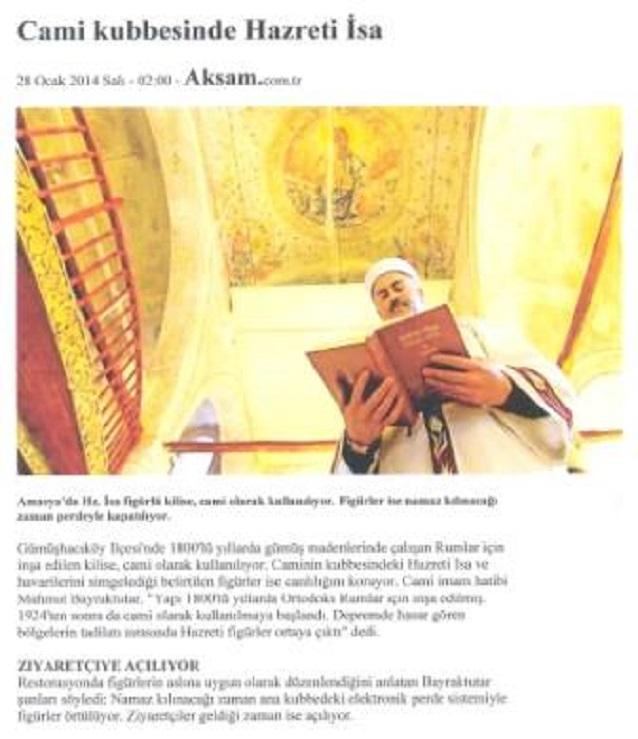 Ἕνας θρησκευτικὸς ἡγέτης ΑΠΑΙΤΕΙΤΑΙ νὰ εἶναι συνεργάσιμος καὶ ...ἄθεος!1