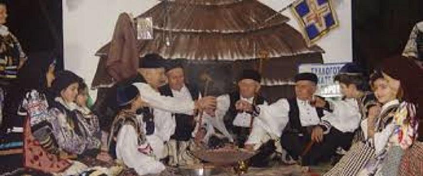 Οἱ Σαρακατσάνοι. Πανάρχαιο πρωτοελληνικό φύλο4