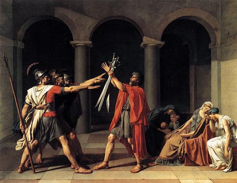 Ποιός ἔχει ...ἀποκλειστικὸ «δικαίωμα» χρήσεως σέ παναρχαίους συμβολισμούς;14