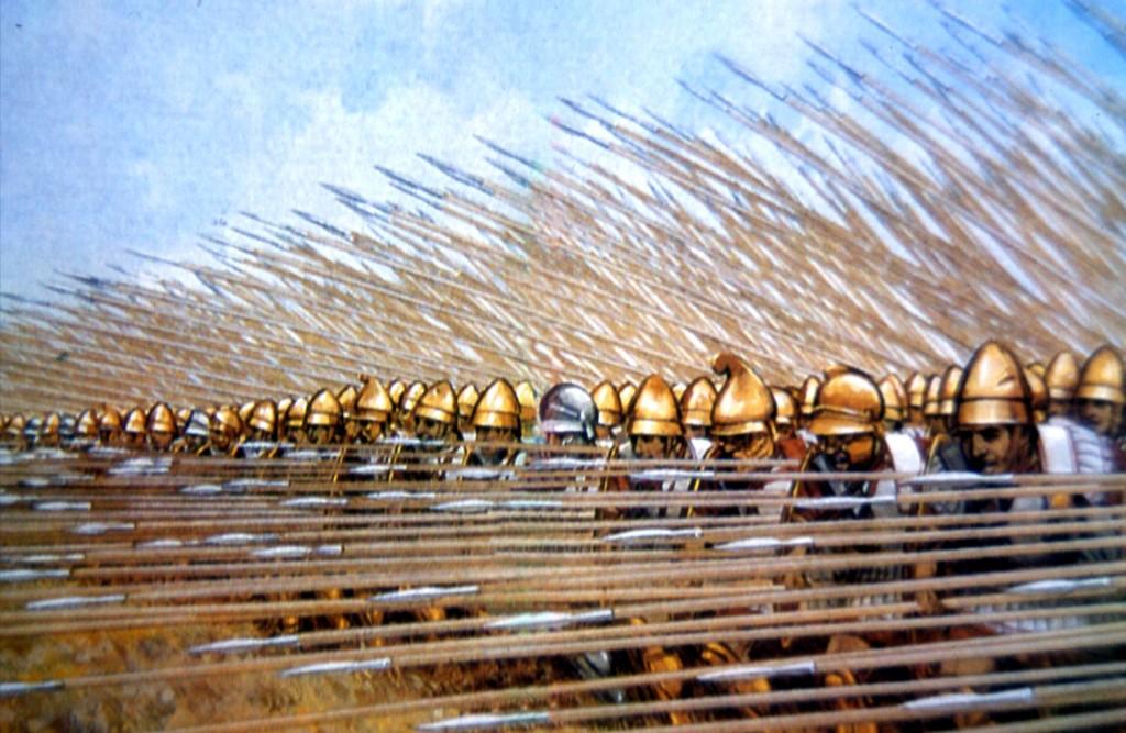 Ἡ μάχη τῆς Πύδνας (22 Ἰουνίου 168 πχ)1