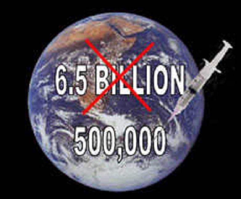 Ἡ στατιστικὴ τοῦ  Big Business! depopulation