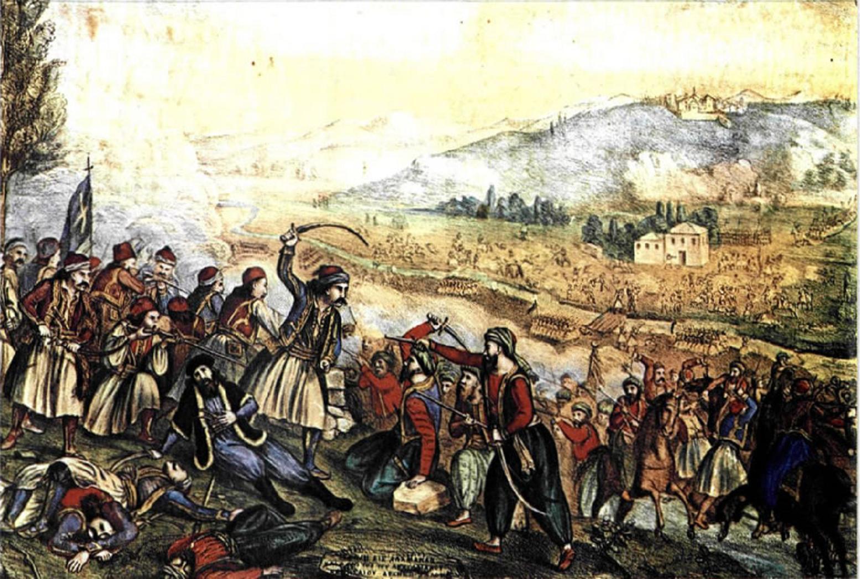 24 Μαΐου 1821. Ἡ ἐλευθέρα πόλις τοῦ Μεσολογγίου!