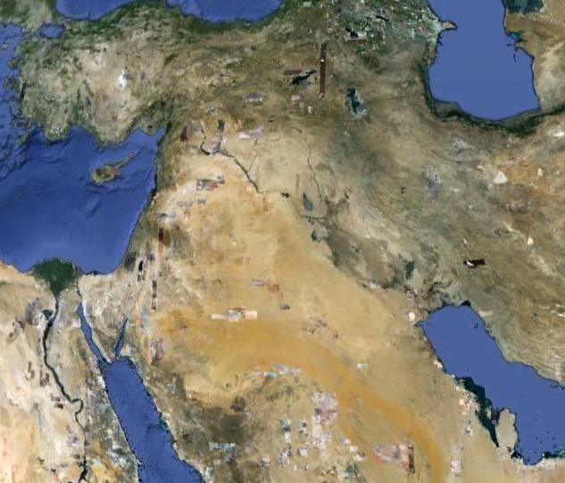 Νέο γεωπολιτικό status στή Μέση Ἀνατολή