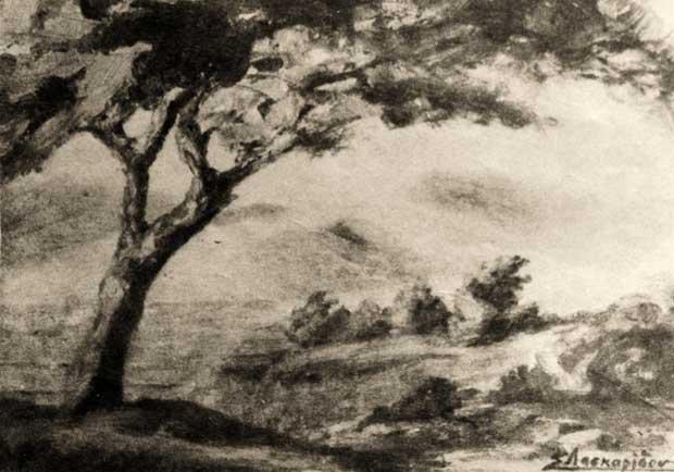 Πίνακας της Σοφίας Λασκαρίδου
