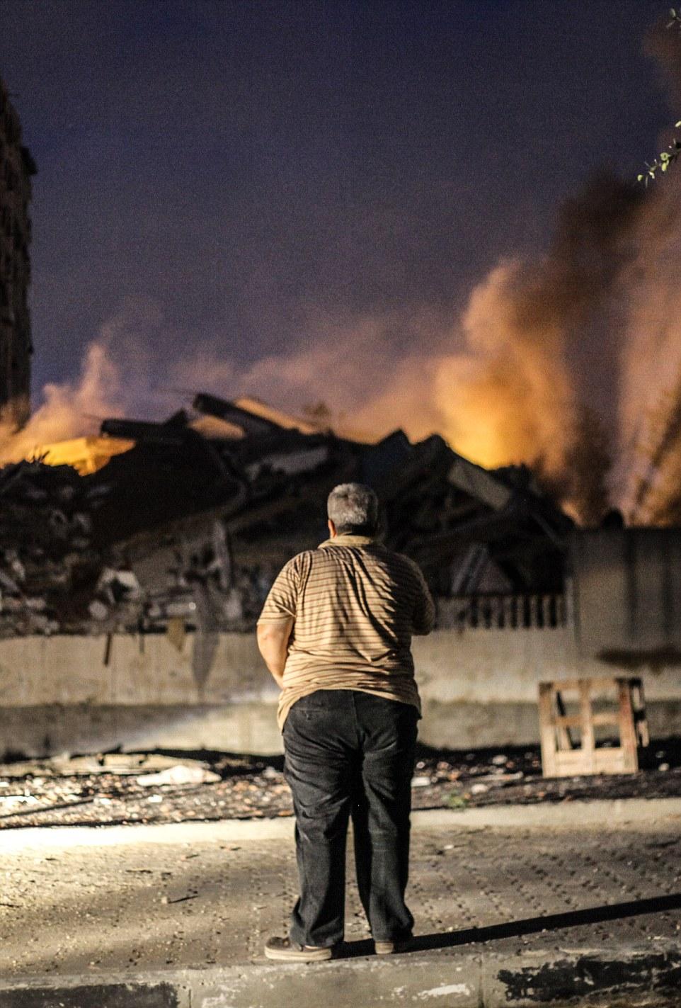 Ο ΟΗΕ εκτιμά ότι περισσότερα από 17.000 σπίτια έχουν καταστραφεί ή υποστεί ανεπανόρθωτες ζημιές, από τις 8 Ιουλίου.