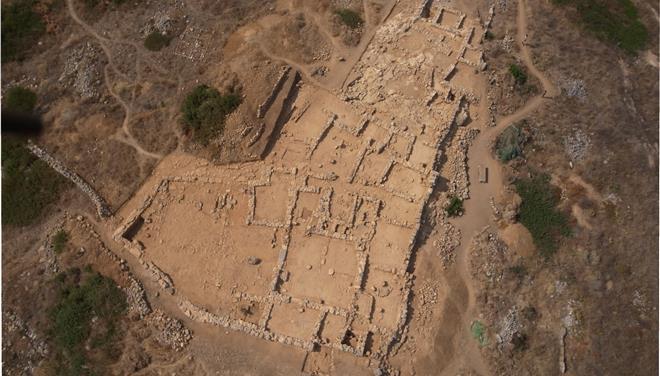 Κρήτη Ἕνα νέο μινωϊκὸ παλάτι ἦρθε στὸ φῶς