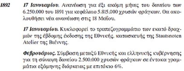 Rothschild κι Ἐθνικὴ τράπεζα.77