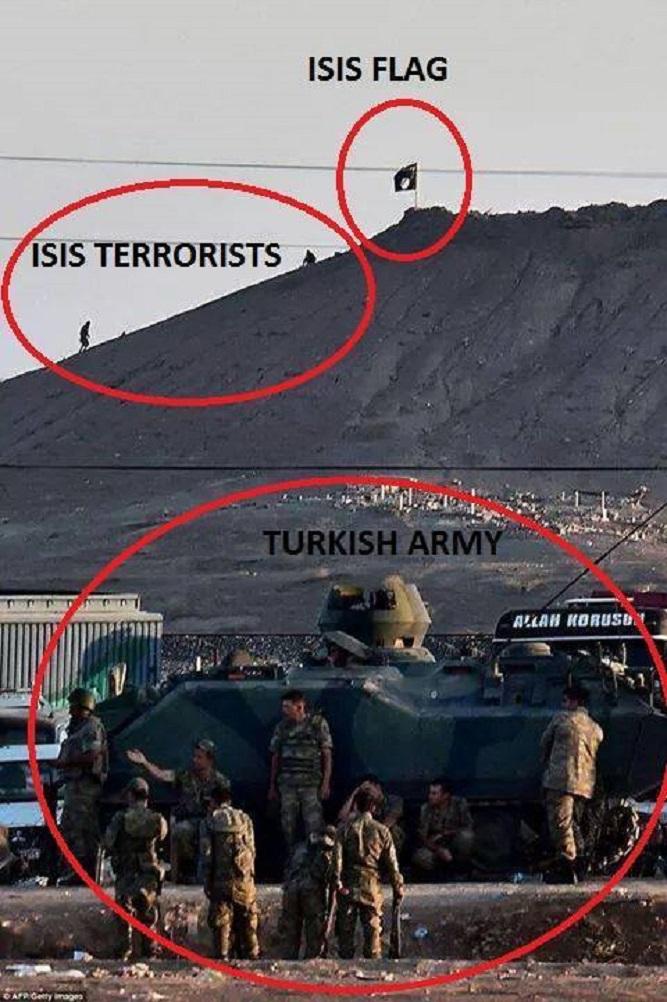 Ἡ ISIS θά τελειώση ΚΑΙ τήν Τουρκία;15