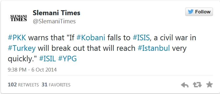 Ἡ ISIS θά τελειώση ΚΑΙ τήν Τουρκία;2