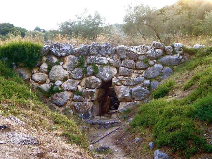 Ἡ ἀρχαιότερη γέφυρα τῆς Εὐρώπης.