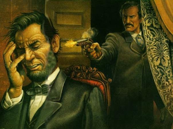 Ὅταν δολοφόνησαν τὸν Λίνκολν.