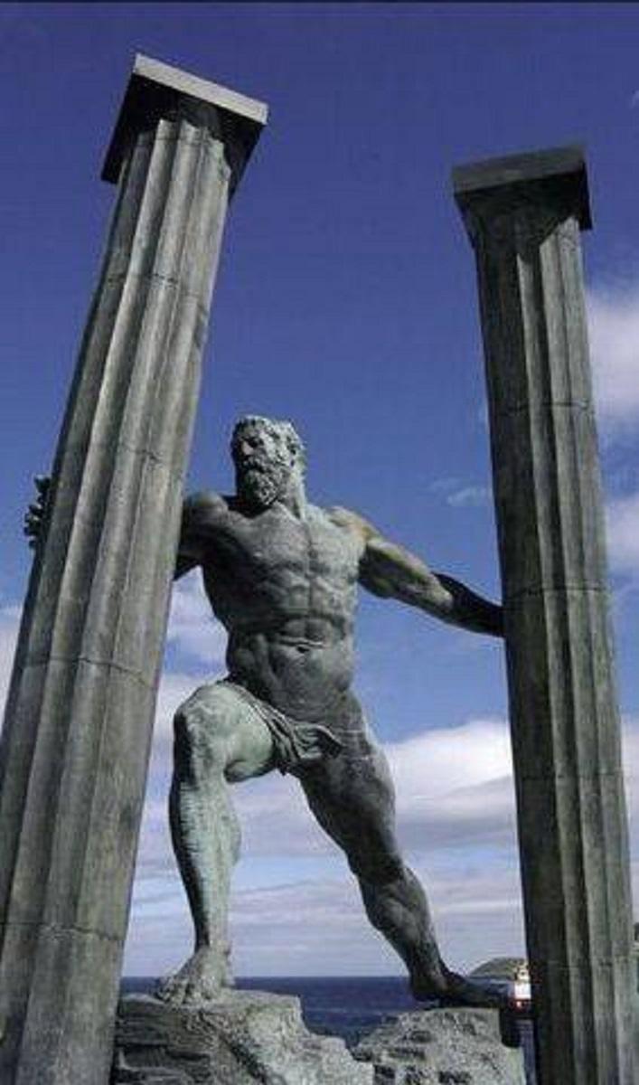 Οἱ πύλες τοῦ Ἡρακλέους στὴν Ἀβύλη (Ceuta-Θέουτα)1