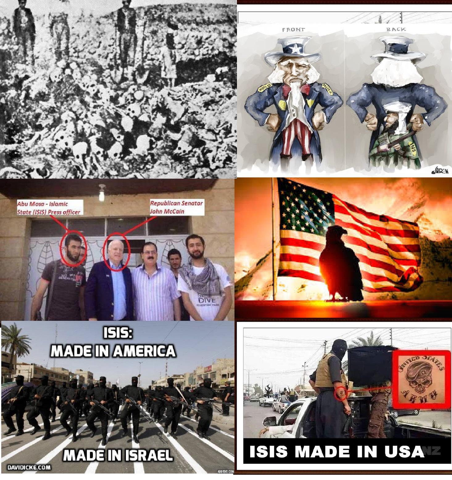 Ἀναγνωρίζοντας τὴν γενοκτονίας τῶν Ἀρμενίων ...αὐτοαθωώνονται γιὰ τὶς ἄλλες γενοκτονίες!!!