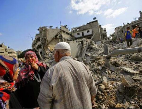 Διασκέδασις ἡ γενοκτονία τῶν Παλαιστινίων...2