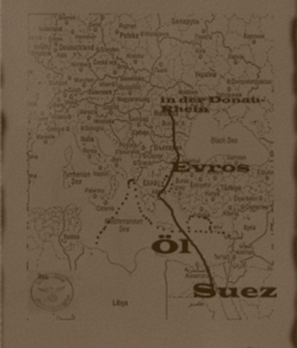 Ὁ χάρτης τοῦ Πόσδαγλη πού ἀποκαλύπτει πολλά;1