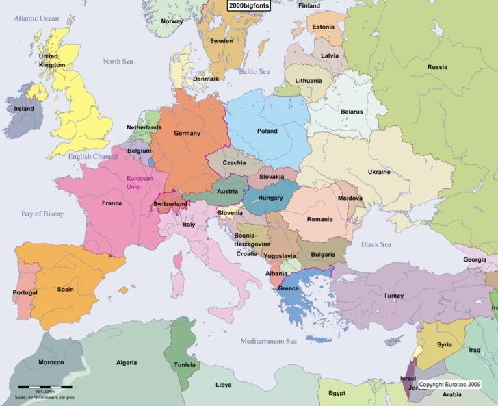 Ὁ χάρτης τοῦ Πόσδαγλη πού ἀποκαλύπτει πολλά;5