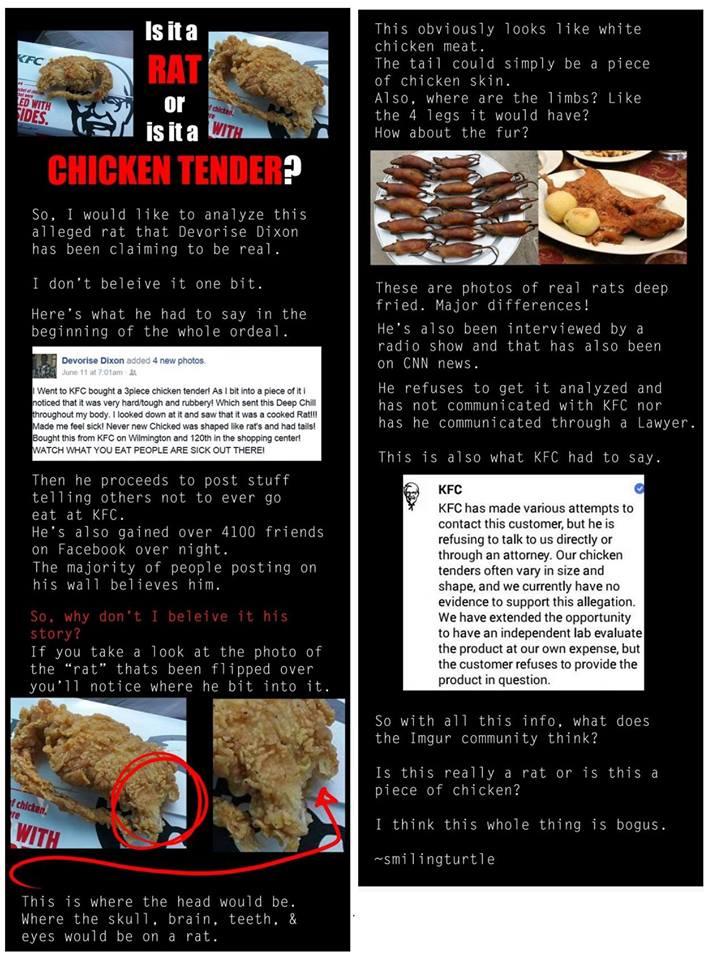 Γιατί ἡ KFC στοχοποιεῖται;1