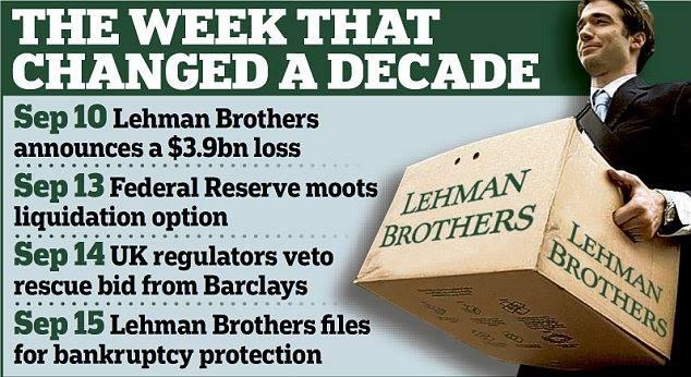 Εἶναι ἡ Deutsche Bank ἡ ἐπομένη Lehman;5